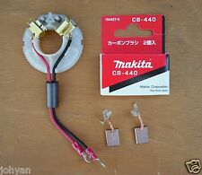 GENUINE MAKITA  HOLDER & BRUSH SET FIT BTD146 DTD146 BTW152 LITHIUM