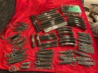 Märklin 8561 ,Märklin 8560 , Märklin 8505 Und Vieles Mehr Ca 380 Teile Top Zusta