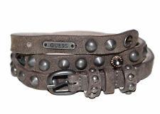 GUESS Belt Leder Gürtel Ledergürtel