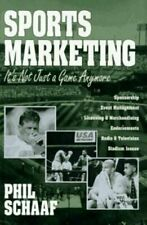 Sports Marketing by Phil Schaaf: Used