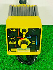 Lmi Milton Roy B711 495si Metering Pump 16 Gph 150 Psi Manualpulse Control