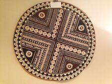 Vintage POLYNESIAN  Cloth 1980's TAPA CLOTH MUSEUM QUALITY