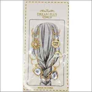 Braid Ring Dangling Gems for Braids- 10 rings
