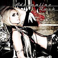 ADRENALINE RUSH  CD MOTLEY CRUE - Tåve Tave Wanning -