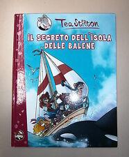 Tea Stilton # IL SEGRETO DELL'ISOLA DELLE BALENE # Piemme 2008 1A ED Libro
