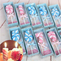 0-9 Digital Child Birthday Candle Birthday Cake Cupcake Topper Party Decorative