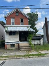 FORECLOSURE! 2 HOUSE PACKAGE ON SAME LOT! QUIET AREA NO RESERVE! FREE & CLEAR