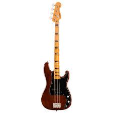 Fender SQUIER Classic Vibe '70s Precision Bass MN WN ❙ E-Bass ❘ 4-Saiter