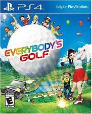 EVERYBODYS GOLF PS4 NEW! FORE FAMILY GAME PARTY NIGHT! HOT SHOTS TEE TIME!