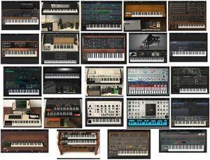 Arturia Synth Collection 2020 Audio Plugins STANDALONE VSTi VSTi3