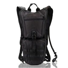 3L Tactical Hydration Backpack Water Bag Military Hiking Camping Camelbak Pack