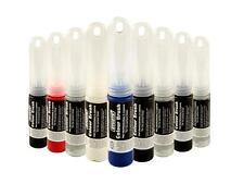 VW Reflex Silver Colour Brush 12.5ML Car Touch Up Paint Pen Stick Hycote