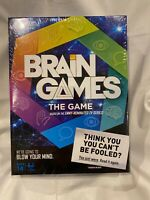NEW Brain Games Board Family Game SEALED