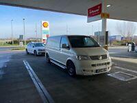 Vw Transporter T5 LWB 1.9 No VAT