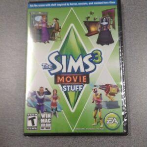 The Sims 3 Movie Stuff - PC 2013 - Origin Account  NEW & Sealed