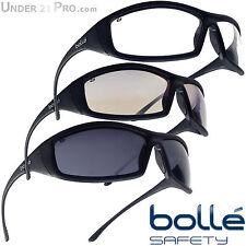 Lot 3 paires Lunettes de Protection Bollé Safety SOLIS