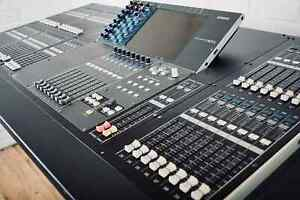 Yamaha M7CL-48 Ver 3 digital mixing console in excellent condition (Church own)