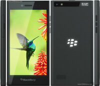 BlackBerry Leap 16GB AT&T Factory Unlocked GSM 4G LTE Smartphone - Shadow Grey