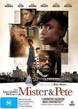 The Inevitable Defeat Of Mister And Pete DVD Jennifer Hudson Jordin Sparks