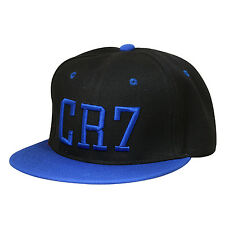 IMPORTED TRENDY CRISTIANO RONALDO CAP FREE SIZE FOR Adults HIP HOP STYLE