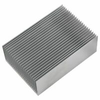 5X(Large Aluminum Heatsink Heat Sink Radiator Cooling Fin for IC LED Power L5W7