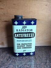 More details for vintage boots antifreeze oil can jug pourer shell esso bp castrol