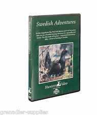SWEDISH ADVENTURES HUNTERS VIDEO HUNTING DVD