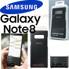 SAMSUNG Galaxy NOTE8 SM-N950 genuine KEYBOARD Cover EJ-CN950 w/ retail box NEW