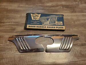 Ford Lincoln Mercury 1952-1956 Accesory Door Handle Scratch Gaurds