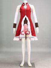 US STOCK Puella Magi Madoka Magica Sakura Kyoko Cosplay Costume Female XL