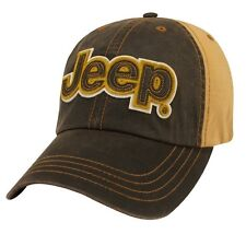 NEW RARE JEEP WRANGLER RUBICON RENEGADE GRAND CHEROKEE COMMANDER FELT HAT CAP!