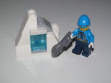 Lego ® City Minifig Figurine Explorateur Arctique + Iceberg NEW