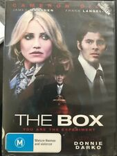 The Box (DVD, 2010) Cameron Diaz - Free Post!