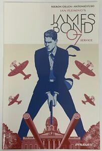 James Bond 007 Service NM Condition Dynamite Prestige Format
