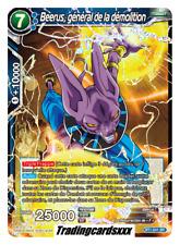 ♦Dragon Ball Super♦ Beerus, général de la démolition : BT1-041 SR -VF-