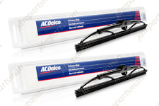 """ACDelco Advantage Wiper Blade 22"""" & 18"""" (Set of 2) Front - 8-4422 + 8-4418"""