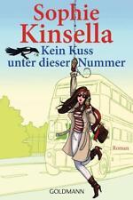 Kein Kuss unter dieser Nummer von Sophie Kinsella (2012, Klappenbroschur)