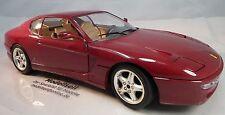 Ferrari 456 GT 1992 Coupé im Maßstab 1:18 von Burago Modellauto