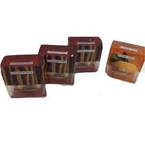 Bath & Body Works Wallflowers Cinnamon Stick Refill 2 Pack x 3 Plus Freebie