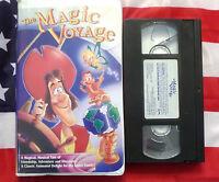 The Magic Voyage (VHS, 1992) Corey Feldman, Irene Cara, Dom DeLuise
