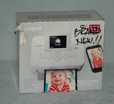 Canon Selphy CP900 Compact Photo Black Printer Wi-Fi
