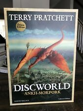 Discworld: Ankh-Morpork Deluxe Edition Board Game With Resin Pieces OOP