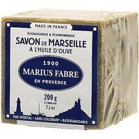 Marius Fabre Olive Oil Marseilles Cube Soap 200g 7.1oz
