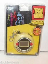 NEW Teen Titans Handheld LCD Video Game - Pizza Catch - 2005