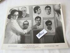1969 THE SICILIAN CLAN Alain Delon Lino Ventura Movie Press Photo 8 x 10 F