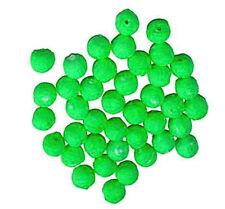 50 boules vertes cotillons en ouate 22041vert50 decor loisirs créatif sarbacane