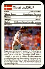 ACE Sporting Greats 1988 - Michael Laudrup (Denmark)