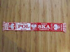 FANSCHAL / SCARF  POLSKA / POLAND / POLEN !!!