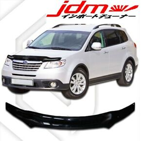Subaru Tribeca B9 Hood Protection Guard Deflector Spoiler 2008-2012 Not Restyle
