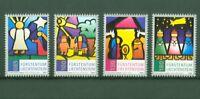 Liechtenstein 2009 - Weihnachten Christmas Noël Natale - Nr. 1539-42 postfrisch